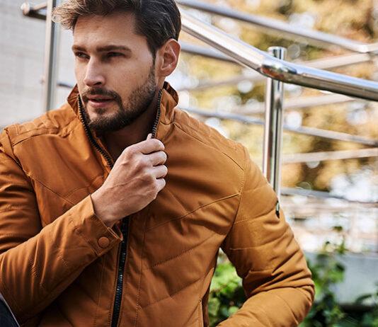 Trendowe ubrania w modzie męskiej
